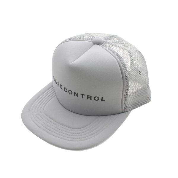 ベースコントロールの帽子