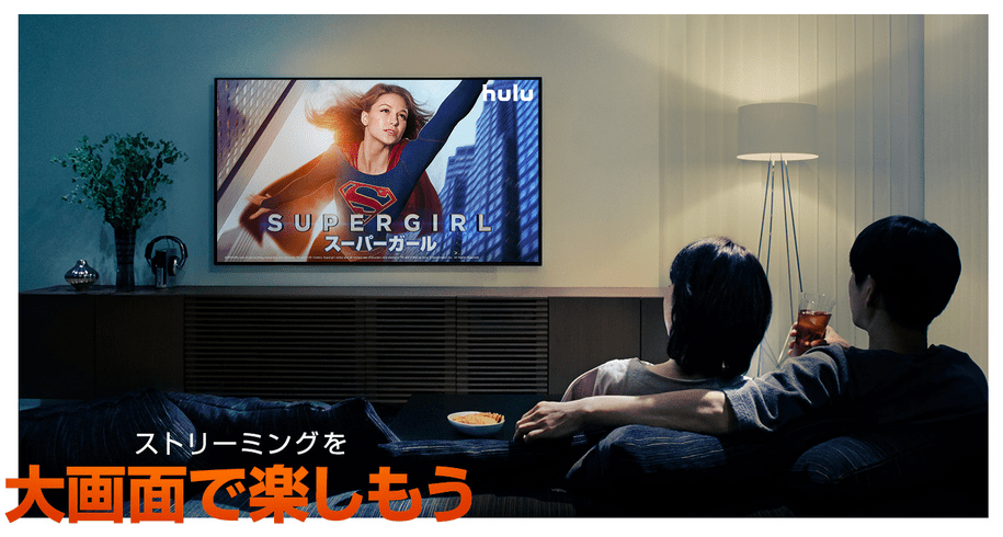 Fire TV Stickイメージ