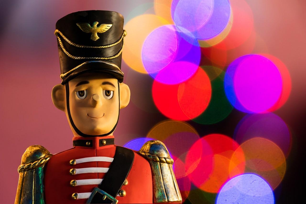 くるみ割り人形クリスマス
