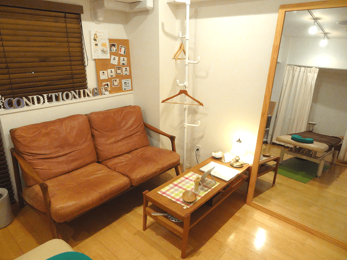 メインの待合室